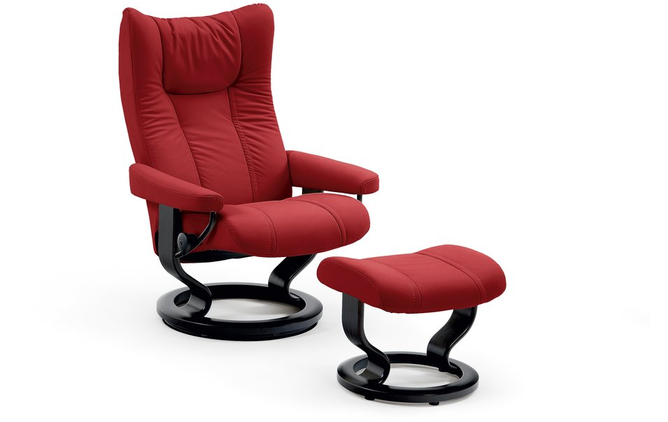 stressless sessel wing 05010 00336 sesselei hamburg. Black Bedroom Furniture Sets. Home Design Ideas